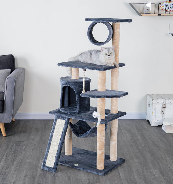 "53"" Kitten Cat Tree"