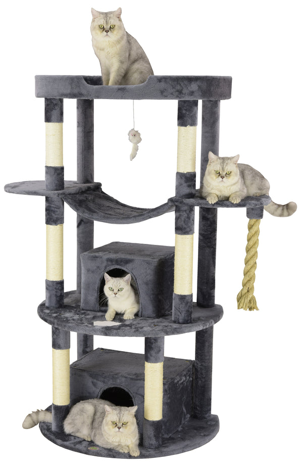 "60"" Jungle Rope Cat Tree (F820, F821)"