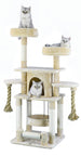 "57.5"" Jungle Rope Cat Tree (F824, F825)"
