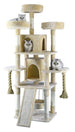 "70"" Jungle Rope Cat Tree (F828, F829)"
