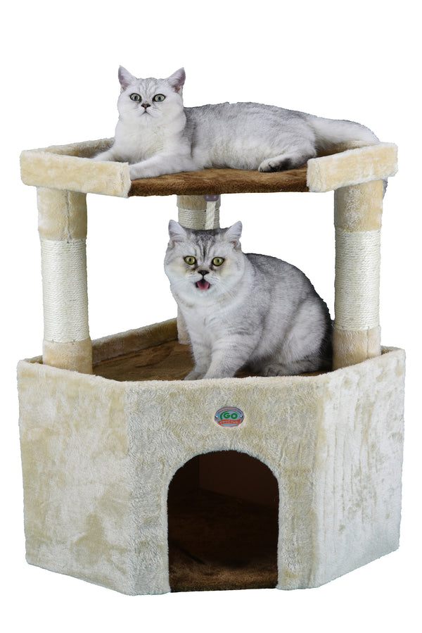 "32"" Cat Tree Condo Furniture (F97)"