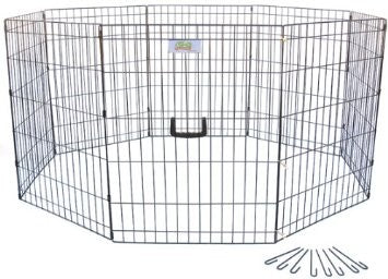 "Exercise Play Pen (Available in 24"" to 48"")"
