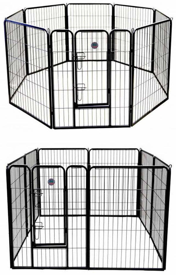 "Heavy Duty Exercise Play Pen (Available in 24"" to 40"")"
