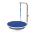 "22"" Dia Rotating Grooming Table with Arm"
