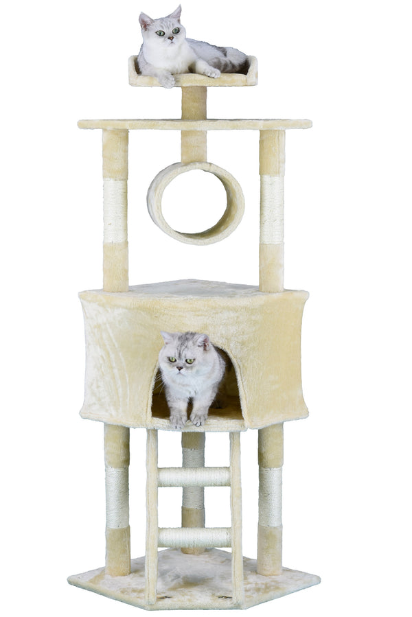 "56"" Economical Cat Tree (HC-013)"
