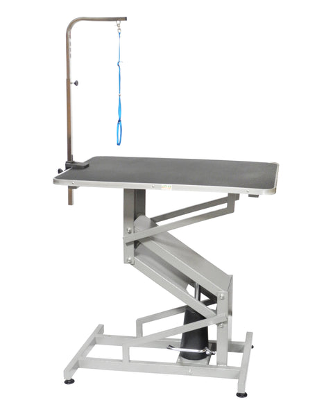 36 Quot Z Lift Hydraulic Grooming Professional Table With Arm
