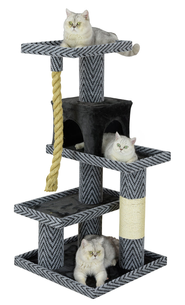 "49.5"" Sequoia Cat Tree (LP-852)"