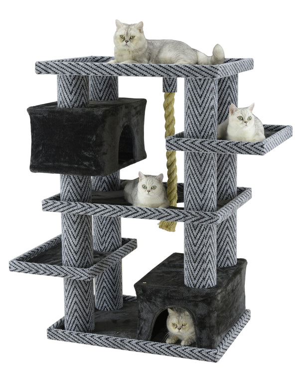 "50.5"" Sequoia Cat Tree (LP-855)"