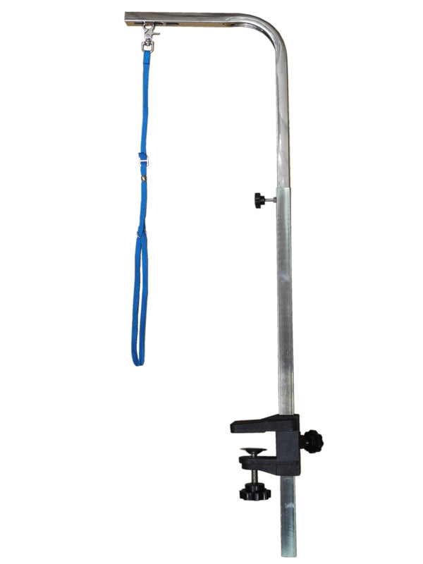 "Aluminum Grooming Arm with Clamp 40"" High (PT-01)"