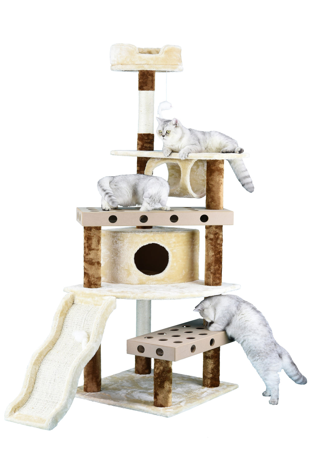 "70"" IQ Box Cat Tree (SF054)"