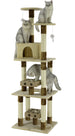 "74"" IQ Box Cat Tree House (SF059)"