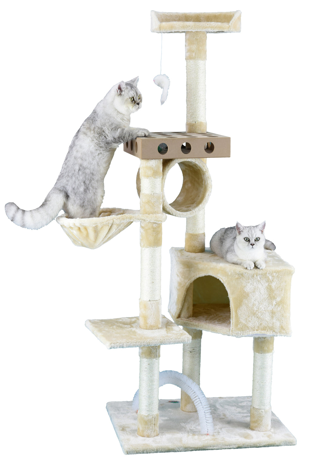 "60"" IQ Box Cat Tree (SF066)"