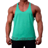 Men's Gym Singlet - BLOCK