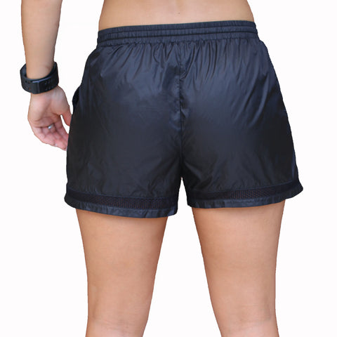 Women's Gym Shorts - SOME. MESH