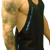 Men's Gym Singlet - LOW CUT CLASSIC