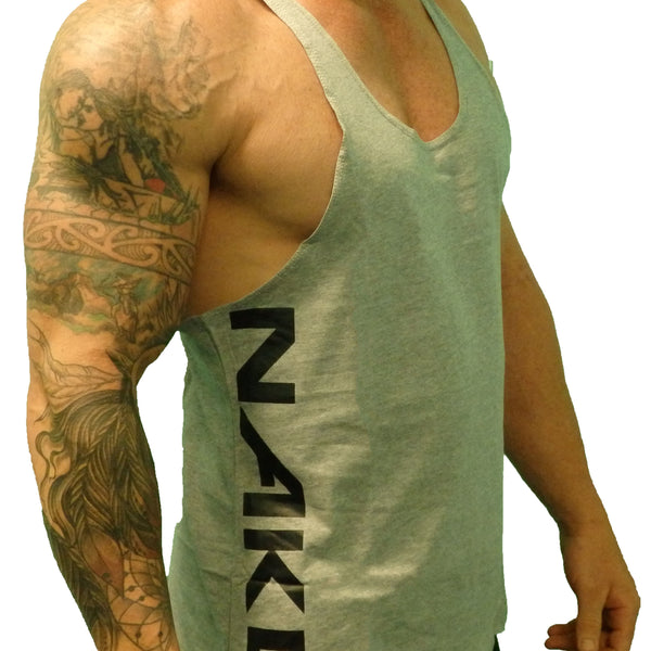 CLASSIC Men's Gym Singlet - various colours