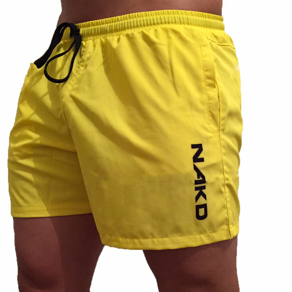 Men's Gym/Running Shorts - SIGNATURE COLOURED