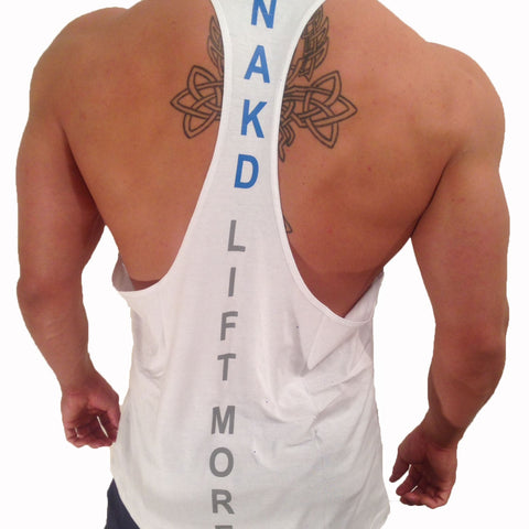 Men's Gym Singlet - SUMMER