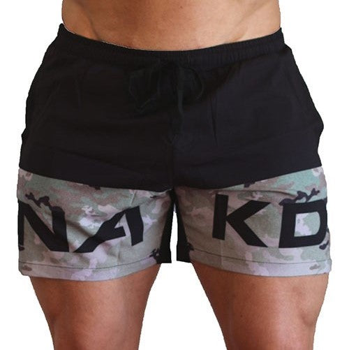 Men's Gym/Running Shorts - CAMO