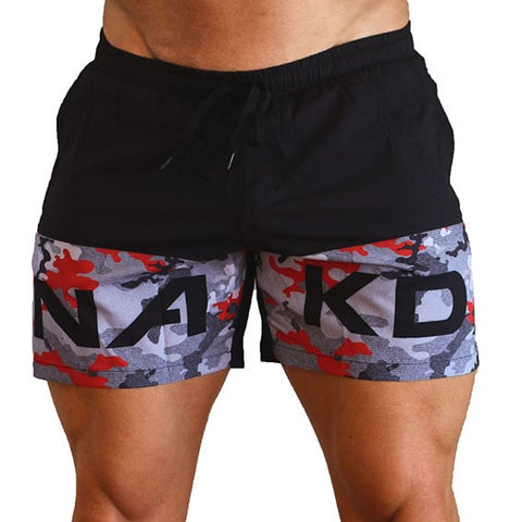 Lifting/Gym Shorts - FLEX CAMO