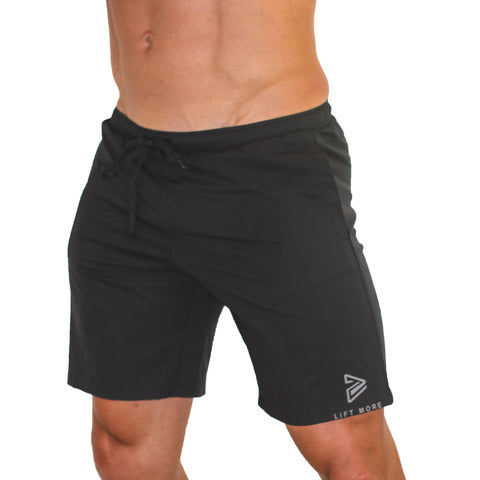 Men's Gym/Running Shorts - GAINZ SOLID