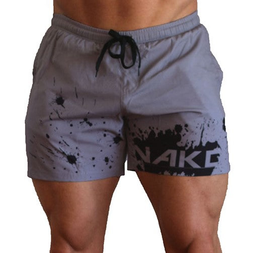 Men's Gym/Running Shorts - GRAFFITI