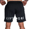 Men's Gym/Running Shorts - GANGSTA LONG
