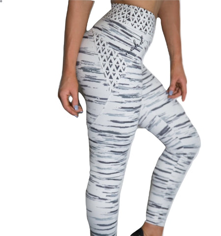 Women's Gym Leggings - SAVANNAH