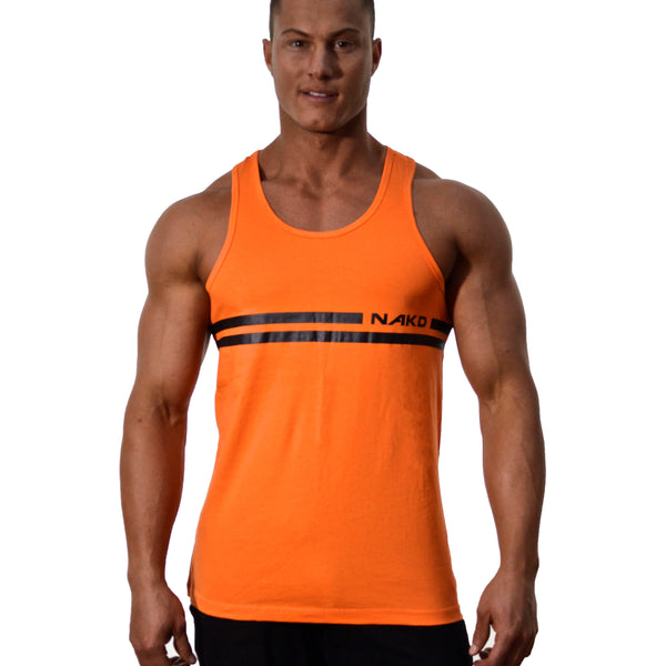 Men's Gym Singlet - GROOVE