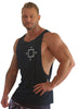 Muscle Tank/Men's Gym Tank - Zones