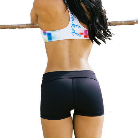Women's Gym Shorts - SIGNATURE BOOTY