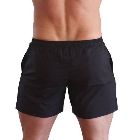 Men's Gym/Running Shorts - SKULL