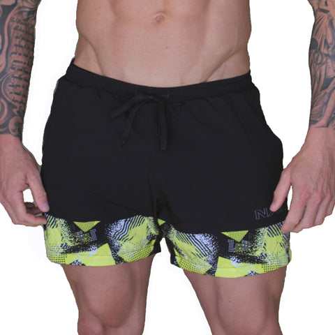 Men's Gym/Running Shorts - SHAPE