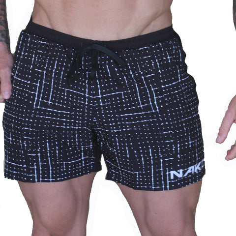 Men's Gym/Running Shorts - HECKTIK