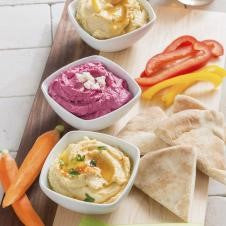 Hummus Spread Recipes