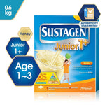 Sustagen Junior 1+ Honey - 600g