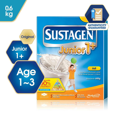 Sustagen Junior 1+ Original - 600g