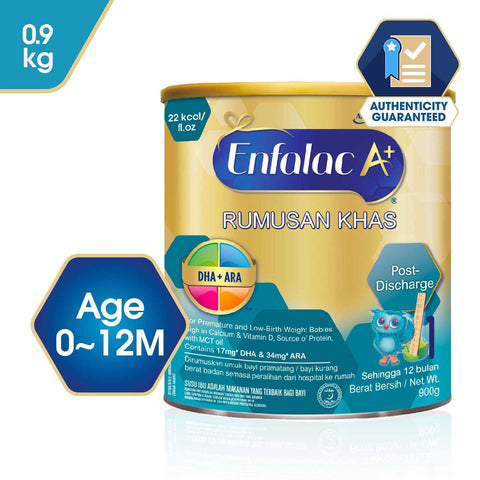 Enfalac A+ Post-Discharge 900g