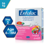 Enfalac Step 2 Regular - 600g