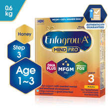 Enfagrow A+ Step 3 Honey - 600g