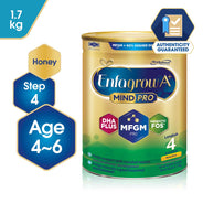 Enfagrow A+ Step 4 Honey - 1.7kg