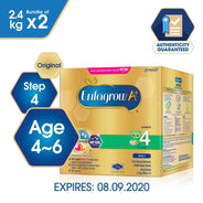 Copy of 2 PACK BUNEnfagrow A+ Step 4 Original - 2.4kg (expires 08.09.2020, free gifts not applicabl