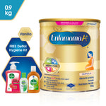 Promo Pack! Enfamama A+ Vanilla 900g with FREE Dettol Hygiene Kit worth RM 30
