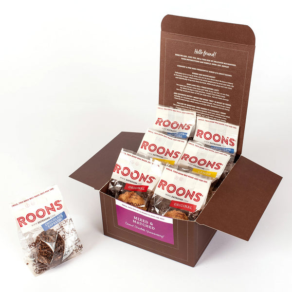 Mixed & Matched Roons (Variety Pack)