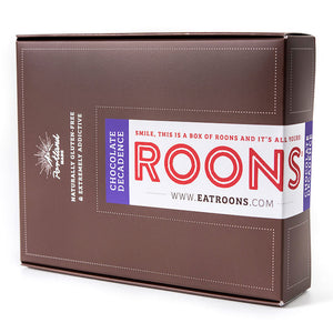Chocolate Decadence Roons (Gift Box)