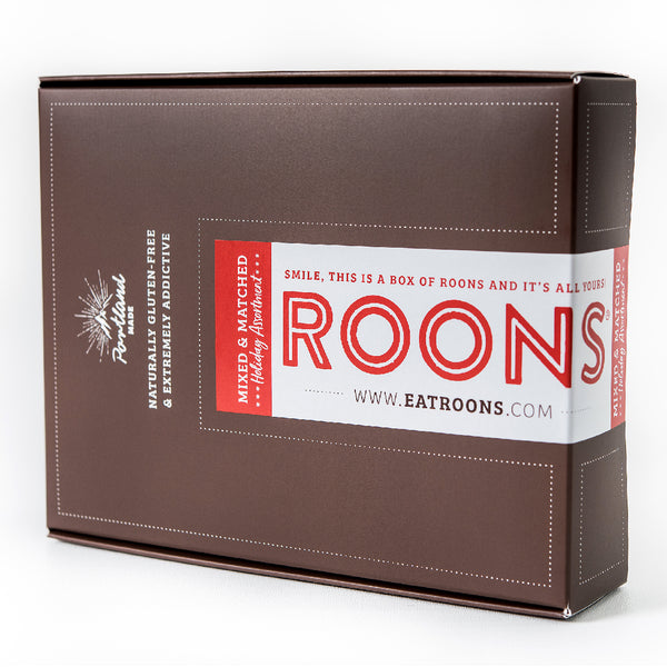 *HOLIDAY* Mixed & Matched Roons (Variety Pack)