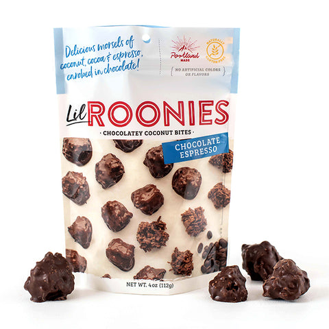 *VERY LIMITED QTY* Chocolate Espresso Lil Roonies