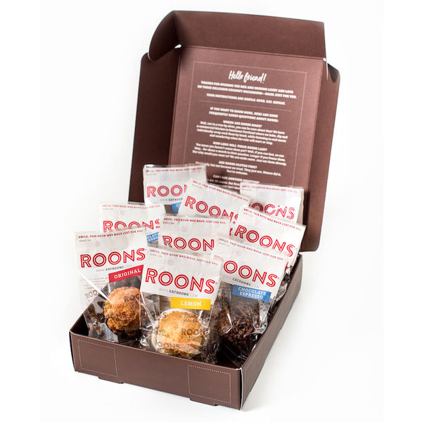 *CLASSIC* Mixed & Matched Roons (Variety Pack)