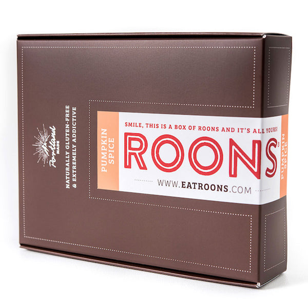 Pumpkin Spice Roons
