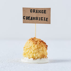 *SEASONAL* Orange Creamsicle Roons